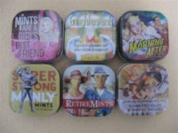 Mint Collection 6 Tins